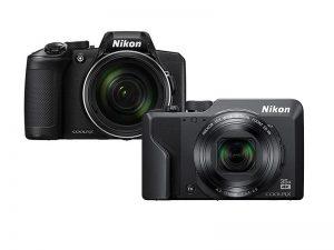 دو دوربین جدید توسط نیکون رونمایی شد