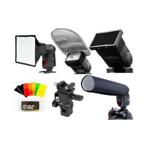 شکل دهنده نور گودکس Godox Sa-k6 6 in 1 Accessories Kit Softbox for Speedlite