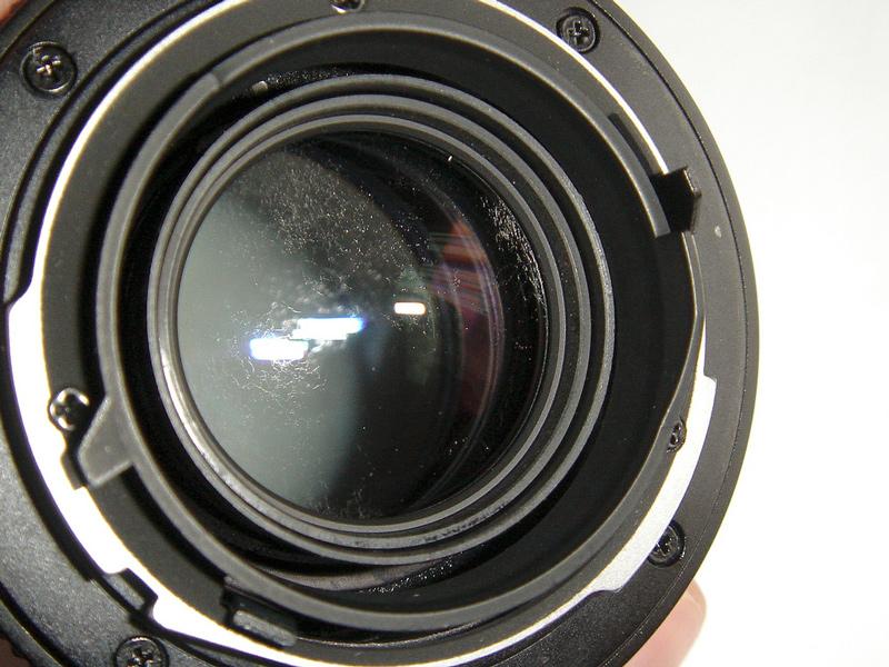 لنز دوربین دست دوم