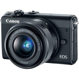 دوربین کانن M100 15-45 STM black