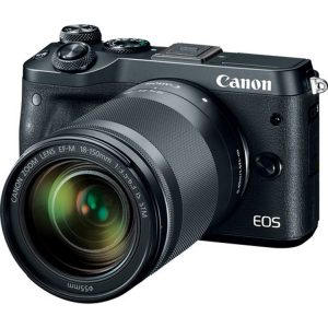 دوربین کانن EOS M6 kit 18-150mm