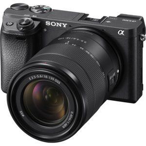 دوربین بدون آینه سونی Sony Alpha a6300 Kit E 18-135mm f/3.5-5.6 OSS