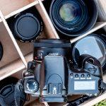 تعویض دوربین و لنز دست دوم با نو