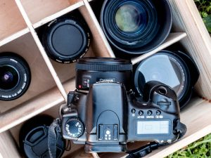 چگونه دوربین و لنز دست دوم را با نو تعویض کنیم؟