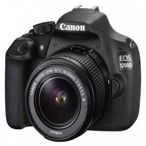 دوربین عکاسی کانن Canon EOS 1200D Kit 18-55mm f/3.5-5.6 III