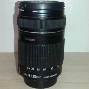 لنز کانن Canon EF-S 18-135mm f/3.5-5.6 IS