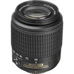 لنز نیکون Nikon AF-S DX Zoom-NIKKOR 55-200mm f/4-5.6G ED