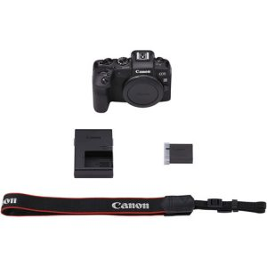 دوربین بدون آینه کانن Canon EOS RP + Mount Adapter EF-EOS R + EF 24-105mm