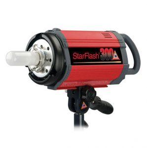 فلاش فتوفلکس StarFlash 300 W/s دست دوم