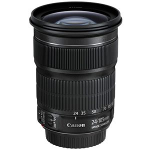 لنز کانن EF 24-105mm IS STM دست دوم