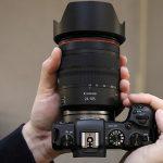 .دوربین جدید کانن کوچکتر از هر دوربین فولفریمی