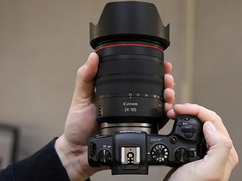 دوربین جدید کانن کوچکتر از هر دوربین فولفریمی
