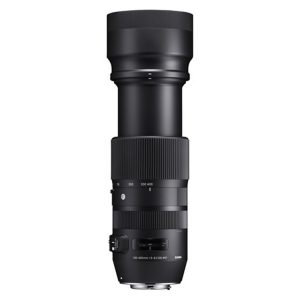 لنز سیگما Sigma 100-400mm f/5-6.3 DG OS HSM C for Nikon F