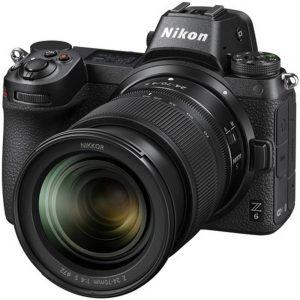 دوربین عکاسی بدون آینه نیکون Nikon Z6 mirrorless kit NIKKOR Z 24-70mm f/4 S