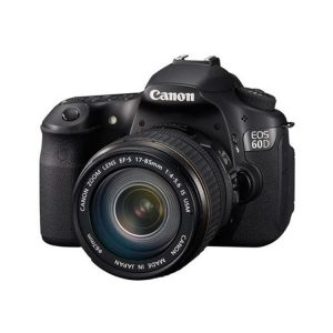 دوربین کانن Canon 60D دست دوم