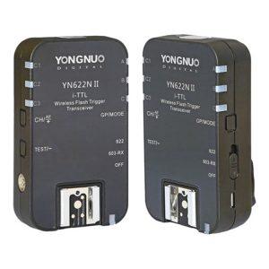 رادیو تریگر یانگنو YN-622N II E-TTL for Nikon