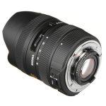 لنز سیگما Sigma 8-16mm f/4.5-5.6 DC HSM for Nikon F