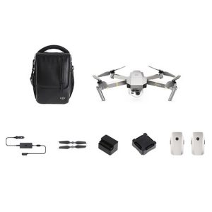 پهپاد دی جی آی Mavic Pro Platinum Fly More Combo