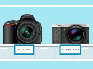 دوربین بدونآینه یا DSLR؟ – قسمت دوم