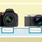 دوربین بدون آینه یا دوربین DSLR