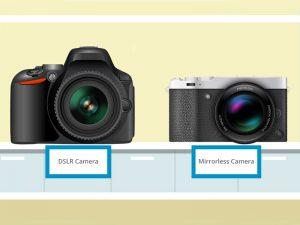 دوربین بدونآینه یا DSLR؟ – قسمت اول