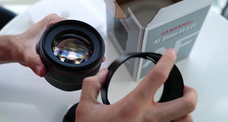 لنز برای دوربین های سونی