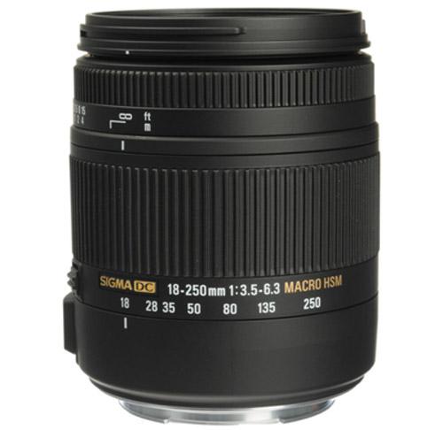 قیمت لنز سیگما Sigma 18-250mm برای نیکون