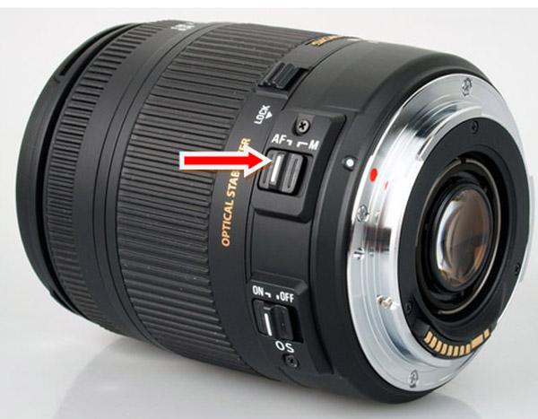 خرید لنز سیگما Sigma 18-250mm برای نیکون