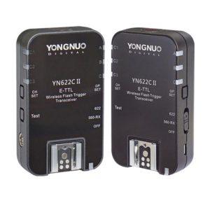 رادیو تریگر یانگنو YN-622C II E-TTL for Canon