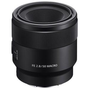 لنزسونی FE 50mm f/2.8 Macro