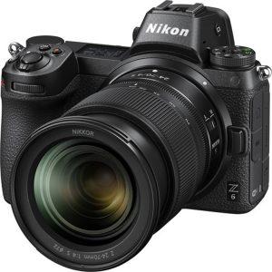 دوربین نیکون Nikon Z6 NIKKOR Z 24-70mm