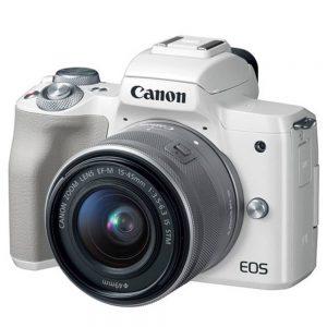 دوربین بدون آینه کانن Canon EOS M50 kit 15-45mm white