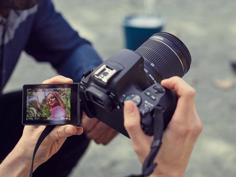 معرفی دوربین جدید کانن
