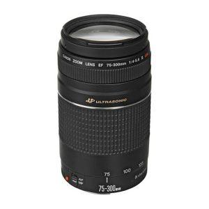 لنز کانن Canon EF 75-300mm f/4-5.6 III USM