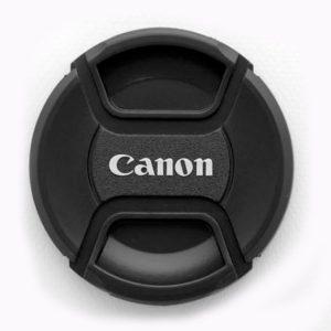 درب لنز کانن Canon Lens Cap 62mm