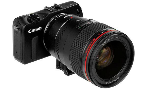 خرید آداپتور تبدیل مانت لنزهای EF به EF-M کانن
