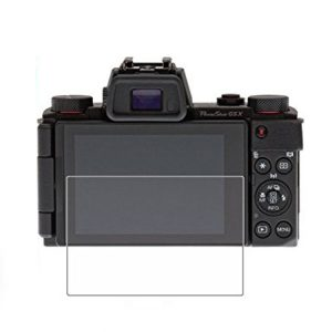 محافظ صفحه نمایش LCD Screen Protector for Canon G5X