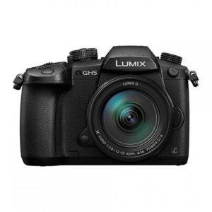 دوربین بدون آینه پاناسونیکDMC-GH5 kit