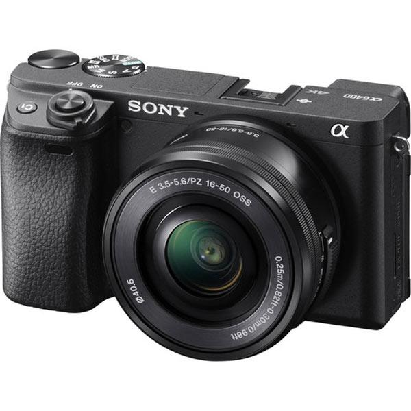 دوربین بدون آینه سونی Alpha a6400