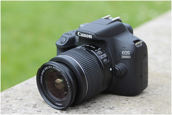دوربین کانن Canon 2000D 18-55mm III