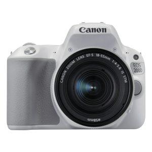 دوربین کانن EOS 200D Kit 18-55mm white