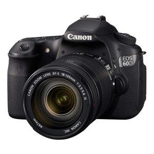 دوربین کانن EOS 60D دست دوم