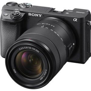 دوربین سونی a6400 kit 1-135mm