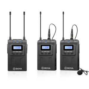 میکروفن بی سیم بویا BOYA BY-WM8 Pro K2 Wireless Microphone