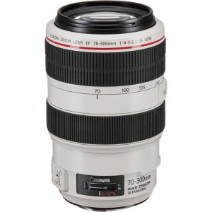 لنز کانن EF 70-300mm L IS USM دست دوم