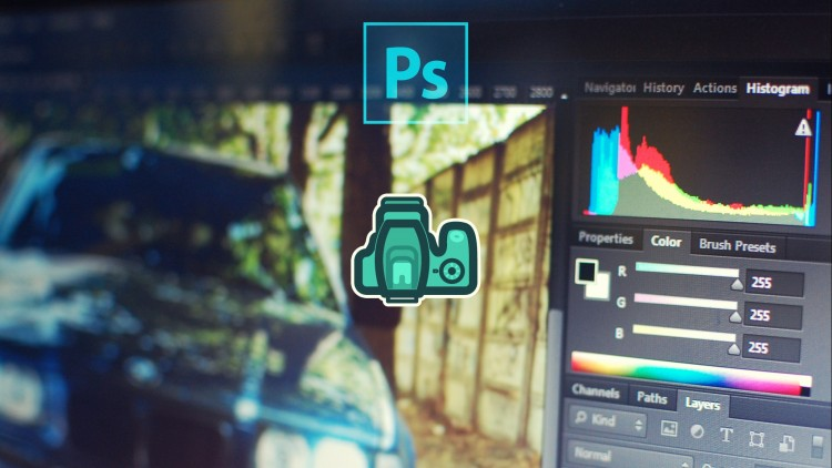 کاربردهای فتوشاپ برای عکاسان چیست؟
