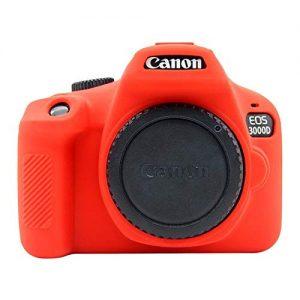 کاور ژلهای قرمز easy Cover Canon 4000D/3000D