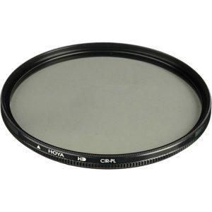 فیلتر عکاسی هویا hd cpl 72mm