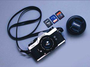 هشت ابزار مورد نیاز برای عکاسی