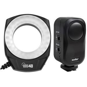 رینگ فلاش گودکس Godox RING48 Macro Ring LED Light